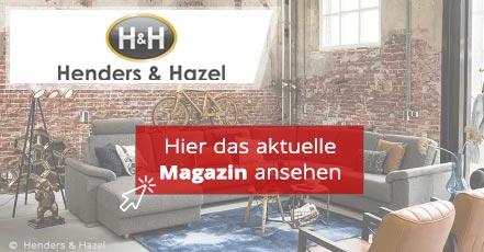 Henders & Hazel Prospekt • Wohnkauf Zeller